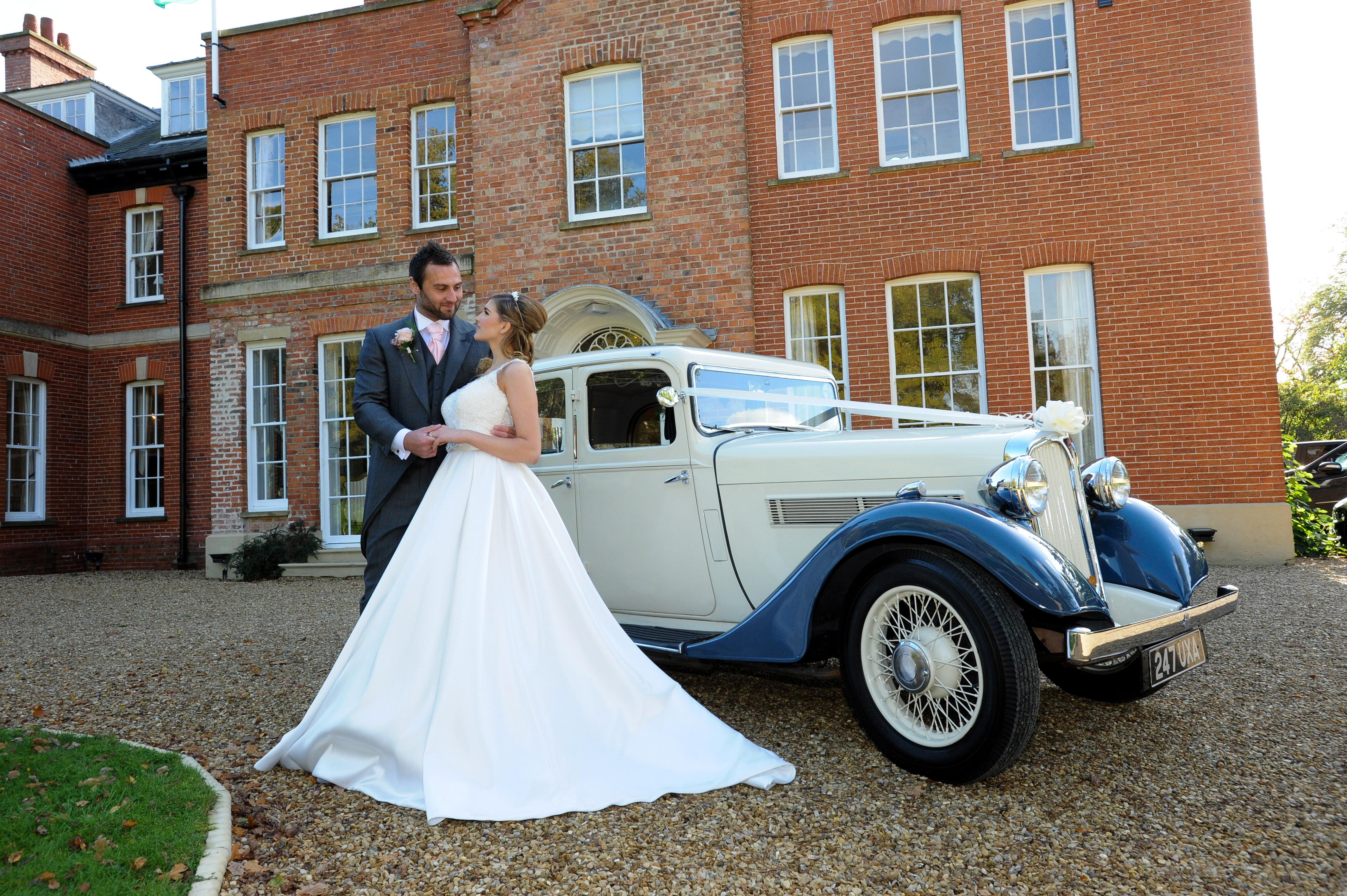 image Audrey at Woodall Manor