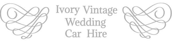 Ivory Vintage Wedding Car Hire Logo