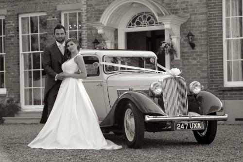 image Audrey at Woodhall Manor